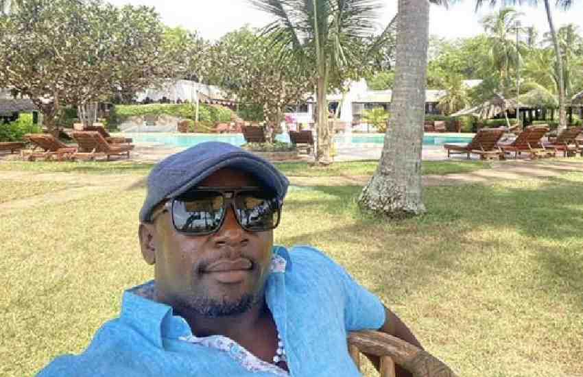 Allan Makaka dead at 37