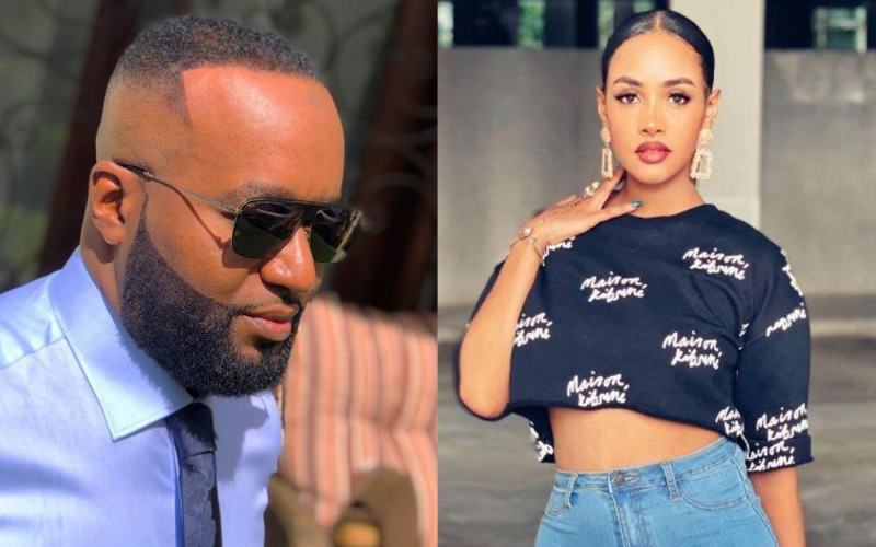 Governor Hassan Joho's partnership with Tanasha Donna and his hand in new youth project