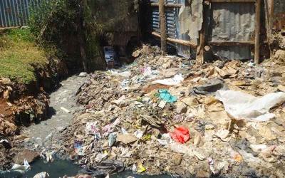 We have moved: Cholera in Karen