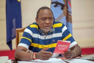We shall revisit-President Uhuru Kenyatta in scathing attack on Chief Justice David Maraga and Supreme Court