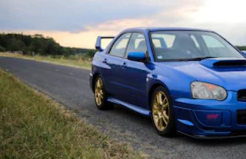 Why Kenya's 'Nancy Boys' love the (blue) Subaru