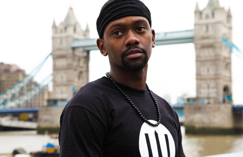 Why I left London for Nairobi - Legendary grime MC, Mikel Ameen