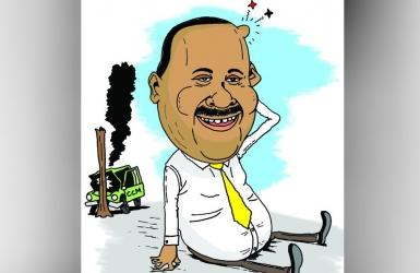 Why Isaac Ruto jumped ship to back Uhuru's bid