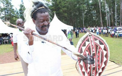 Why Mudavadi will be the next Luo kingpin after Raila