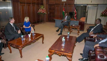Why President Uhuru's office needs a red carpet –Image consultant