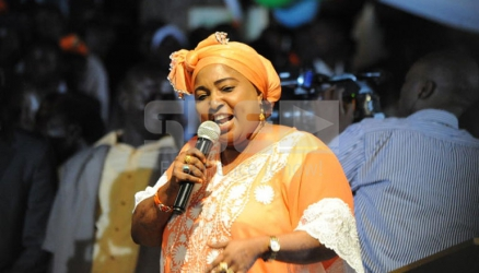 Why things are hot and steamy in Mishi Mboko's bedroom