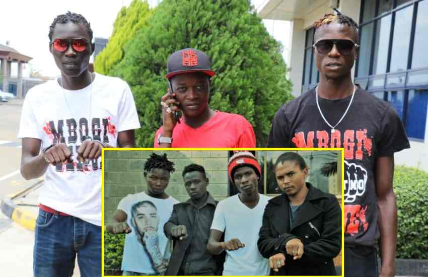 Why 'war' between Mbogi Genje and Gotta City is deeper than rap