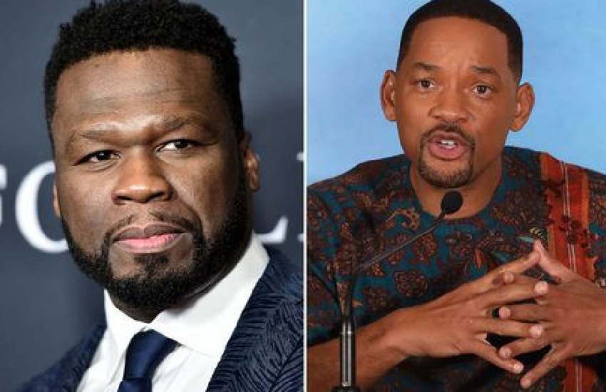Will Smith rages over Jada affair in private messages to rapper 50 Cent