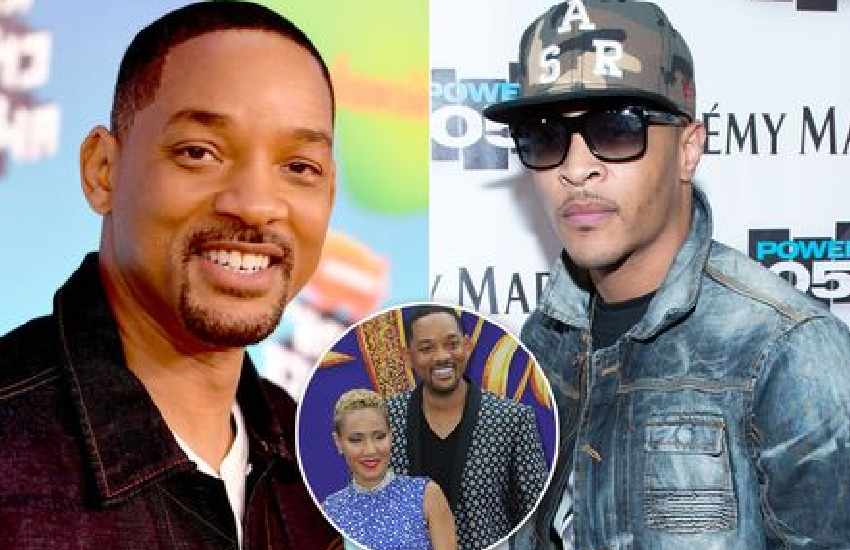Will Smith savagely mocked by rapper T.I. over Jada Pinkett Smith's 'entanglement'