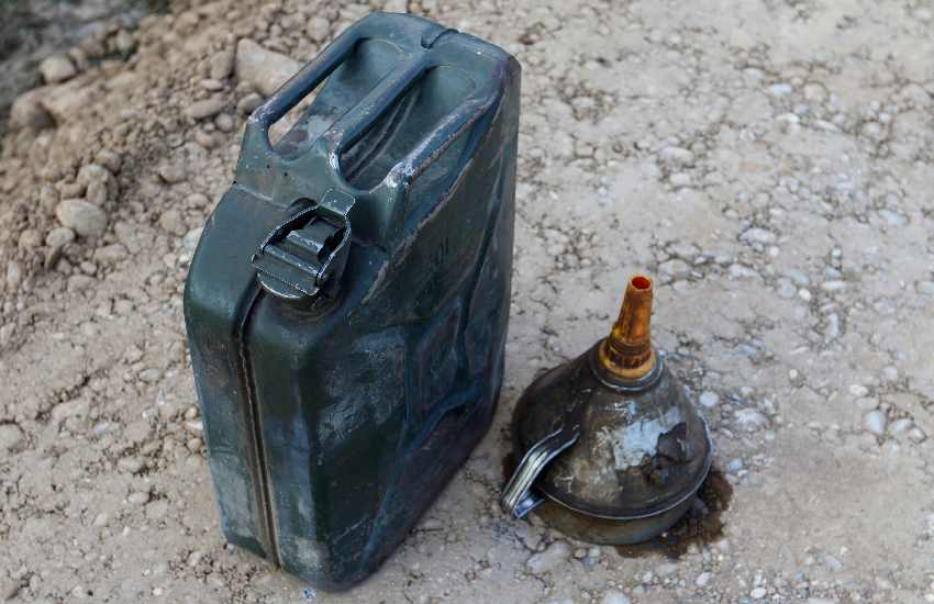 Woman held in Lugari for burning her son's fingers with kerosene