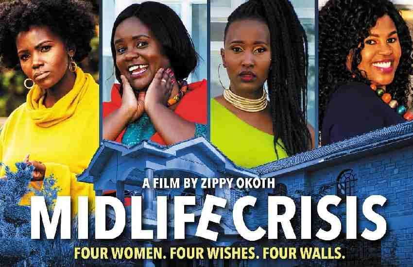 Woman-to-woman 'midlife crisis' premieres today