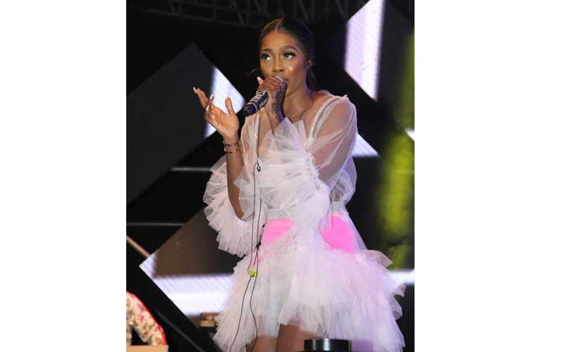 Tiwa Savage thrills Nairobi