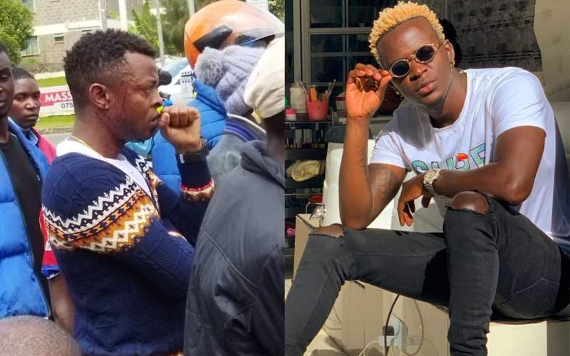 You are getting a taste of your own medicine, Willy Pozee to Ringtone