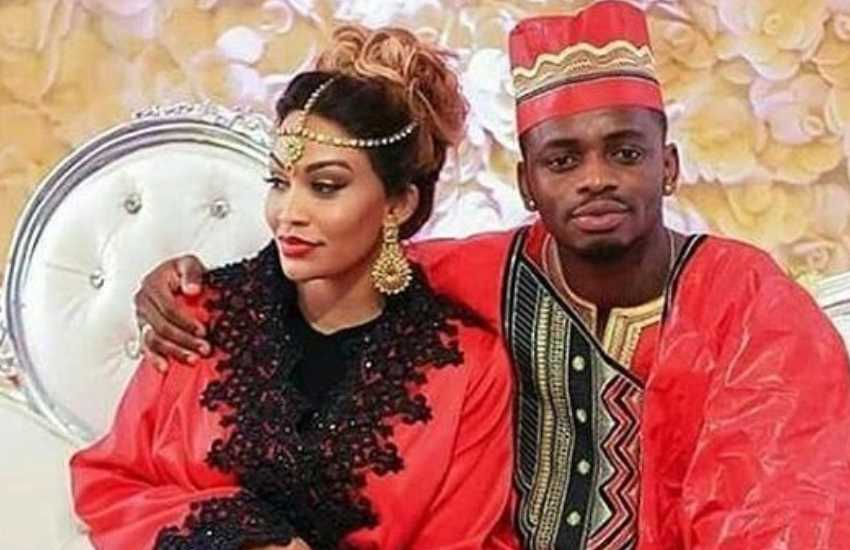 Zari lectures Tanzanians on co-parenting, denies getting back with Diamond