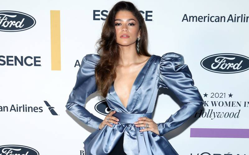Zendaya's star shines bright at The Essence Black Women in Hollywood Awards