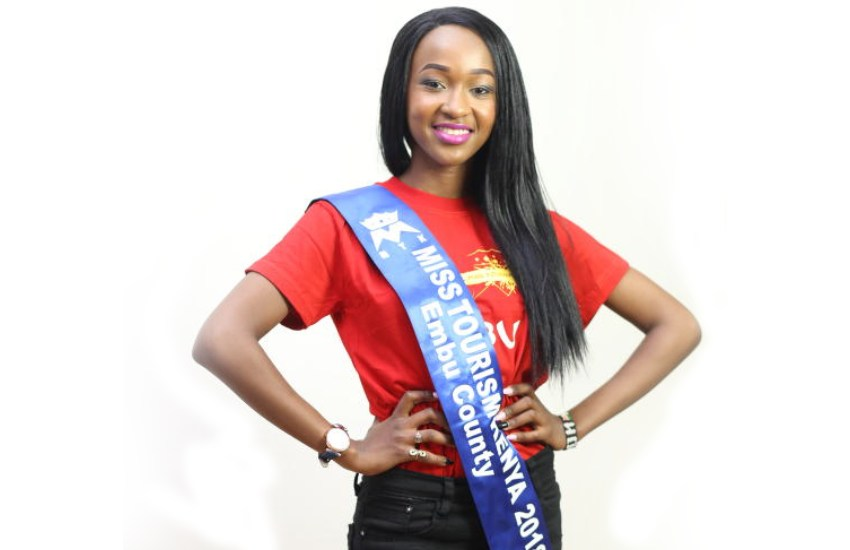Student crowned Miss Earth Kenya, to represent country in Philippines