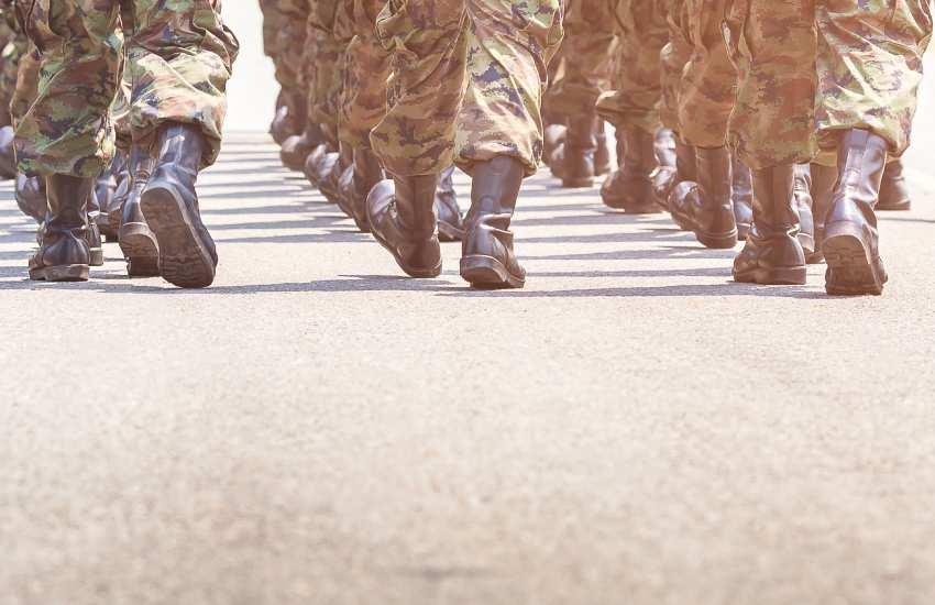 Panic grips Nakuru as lockdown is imposed at Lanet Barracks