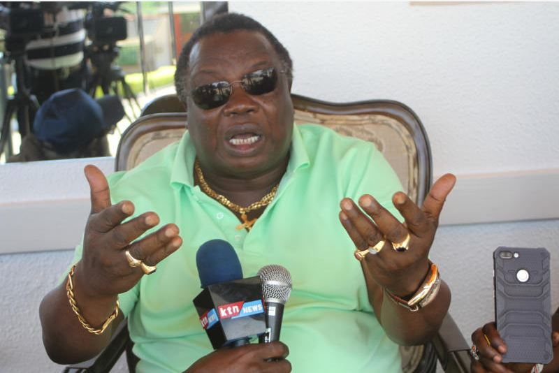 I don't want my family to fight when I am gone – Atwoli on wealth