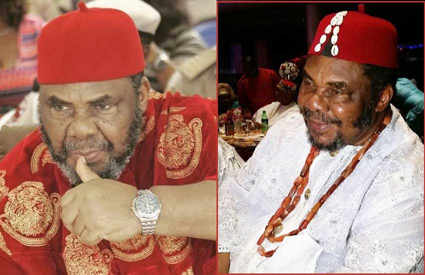Kneeling down to propose is totally wrong – actor Pete Edochie