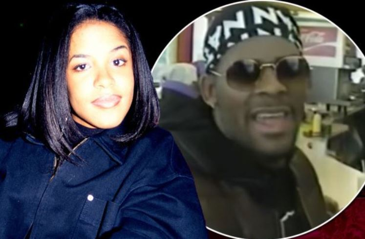 Aaliyah's tragic death and 'marriage' to R Kelly when she was just 15