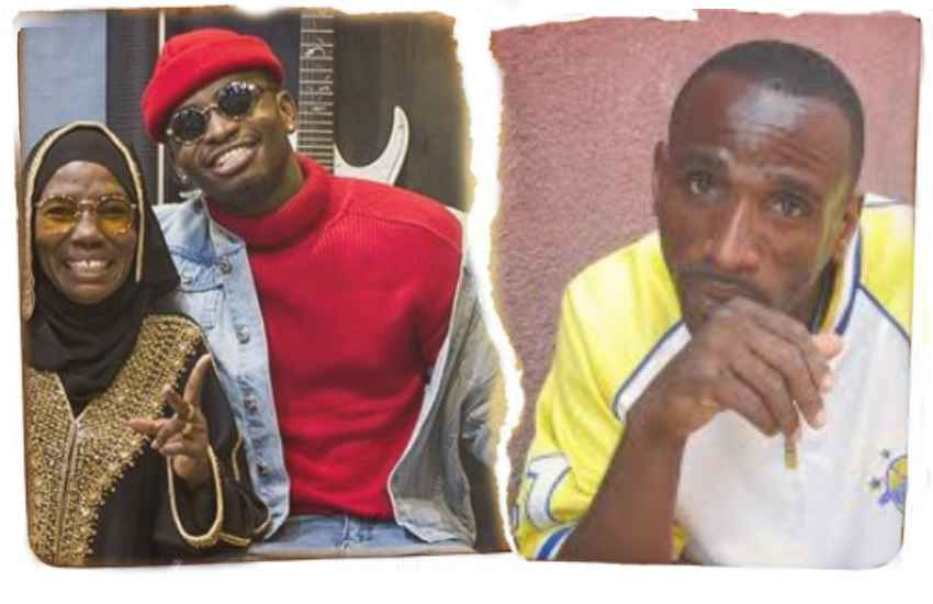 Abdul Juma speaks, confirms he is not Diamond's biological father