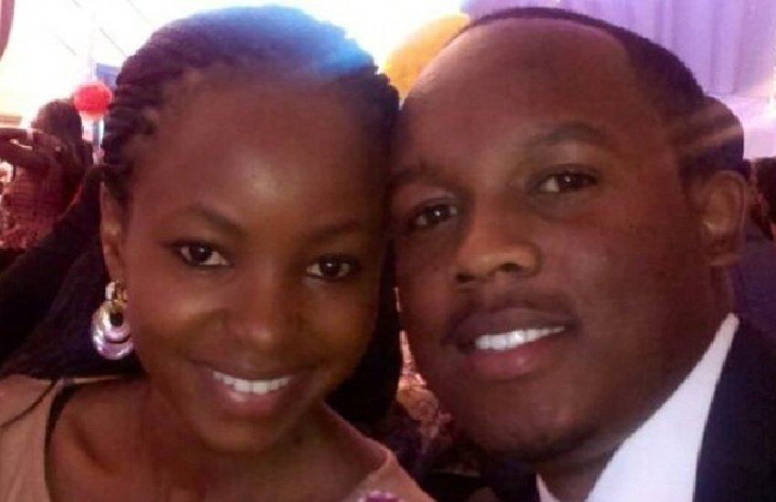 Abel Mutua's wife opens up about college romance, love