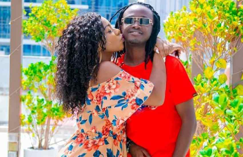 Accept your wife's controlling nature, says Bahati on secret to a happy marriage