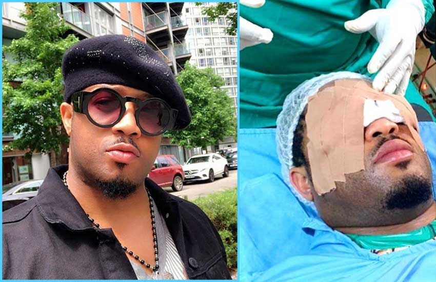 Actor Mike Ezuruonye out of danger after critical eye surgery
