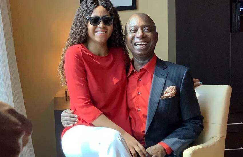 Actress Regina Daniels,19, expecting child with 59-year-old hubby Ned Nwoko