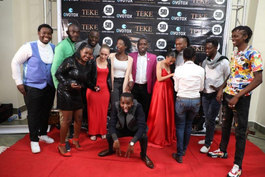 After Nairobi Half Life, here comes Teke