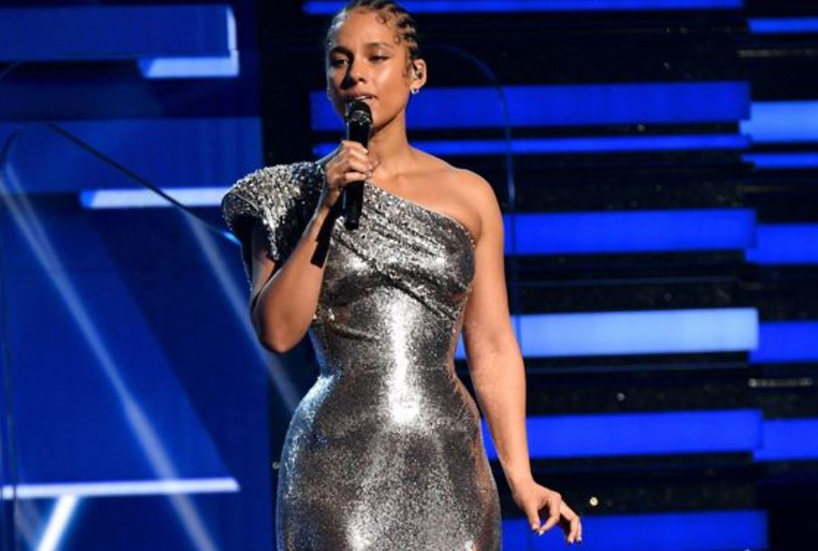 Alicia Keys says music saved her from 'path of prostitution and drug addiction'