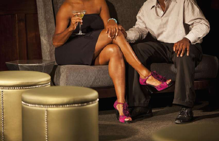 Art of seduction: Ladies, why you can't make a move on a man