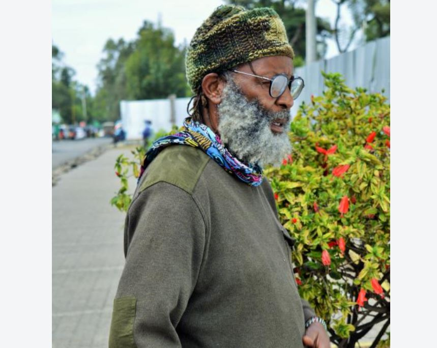 Babushe: The man pushing Kenya towards arts city revolution
