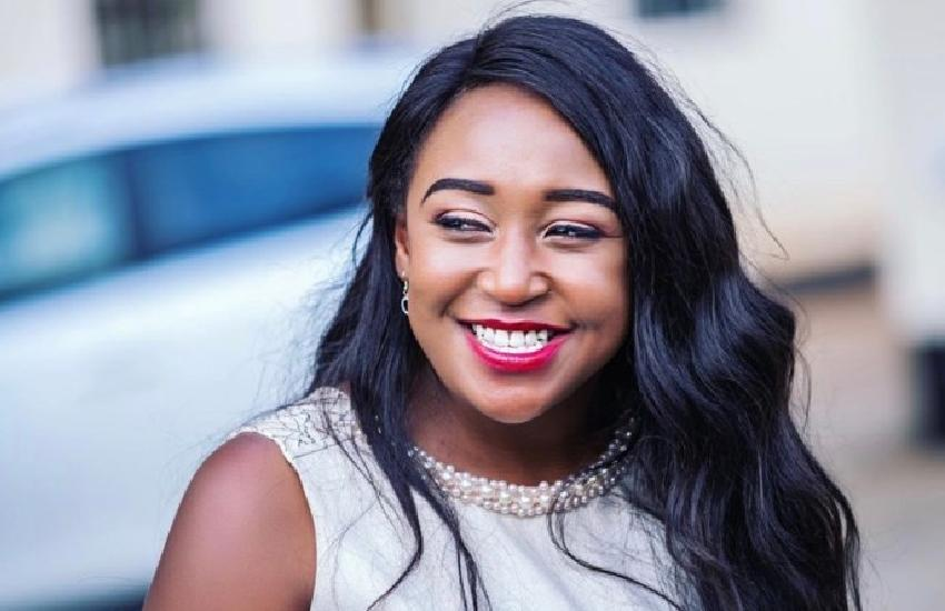 Betty Kyallo heaps praise on Okari, celebrates his bond with daughter Ivanna