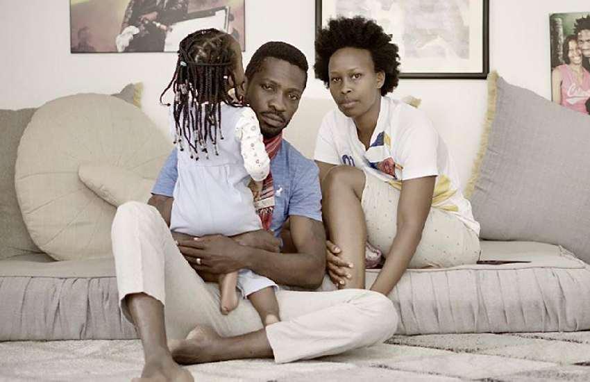 Bobi Wine's 18-month-old niece 'safely evacuated'