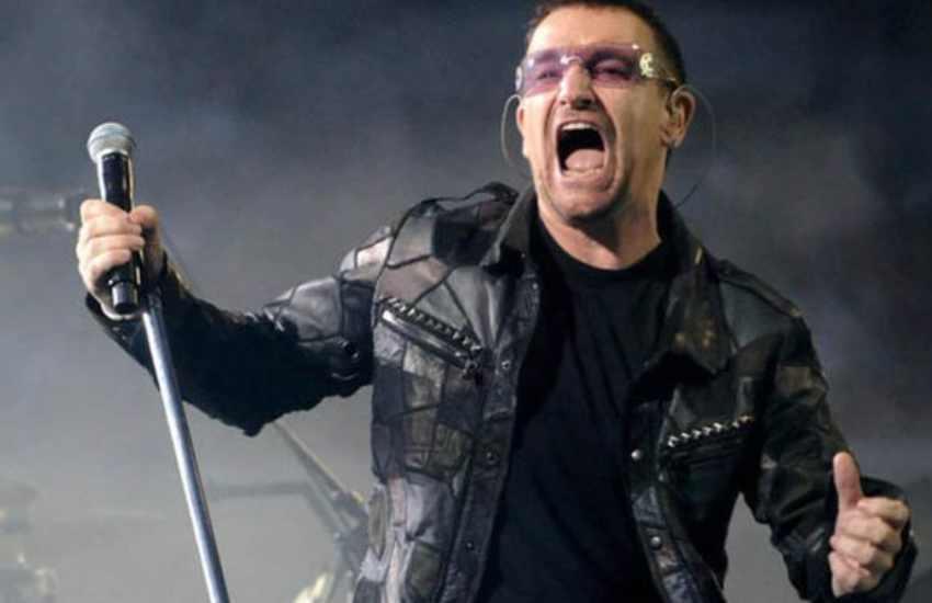 Bono begs South Korea president to help Ireland overcome coronavirus