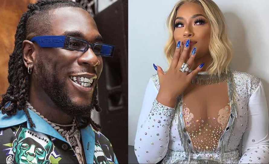 Burna Boy links up with Stefflon Don for 30th birthday