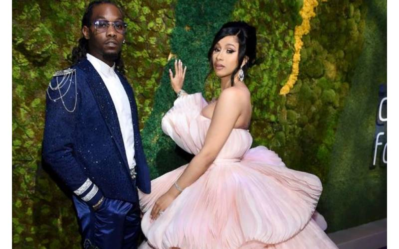 Cardi B says she's 'not shed a tear' over Offset divorce after 3-year marriage