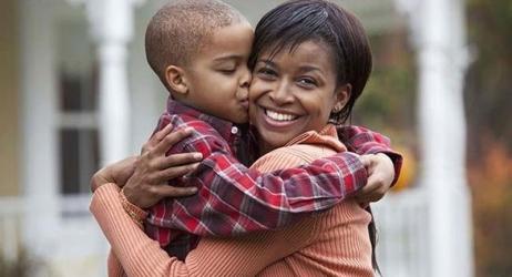 Celebrating single mothers who raise boys