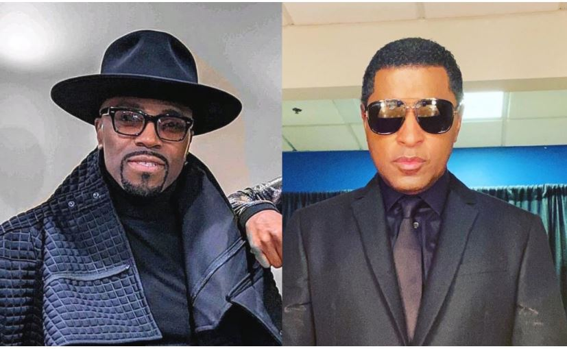 Celebrities diss IG Live battle between Babyface and Teddy Riley