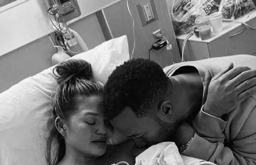 Chrissy Teigen makes social media return following tragic loss of baby son