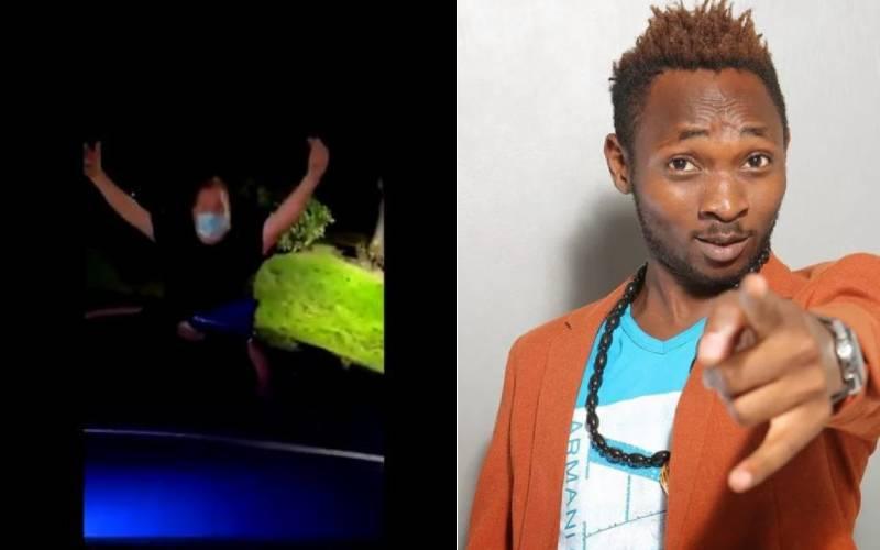 Comedian David the Student speaks after racism incident
