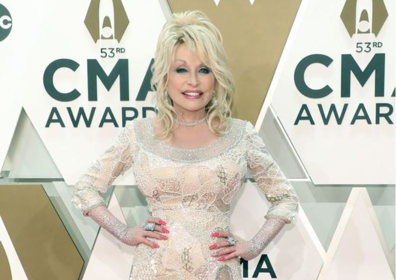 Country star singer Dolly Parton gets her own comic book