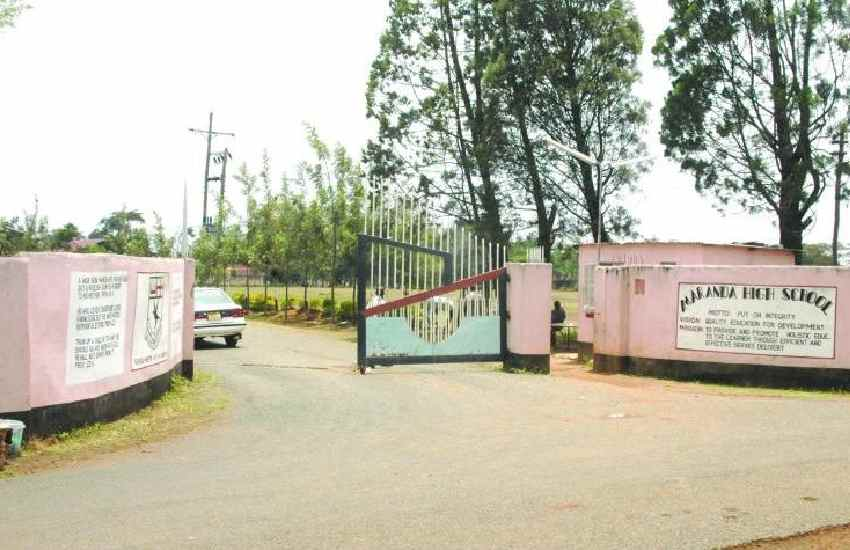 Covid-19: Do not panic, ministry tells Maranda School parents