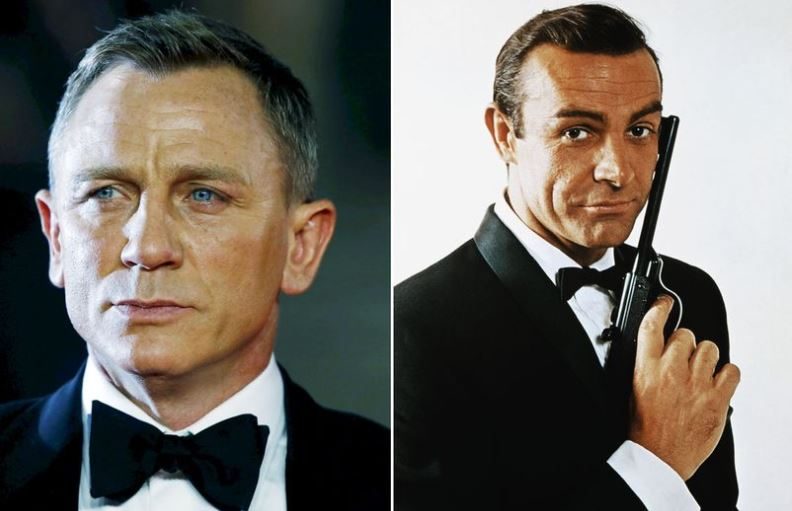 Daniel Craig breaks silence to pay fond tribute to original Bond Sir Sean Connery