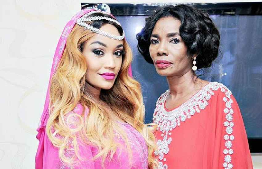 Diamond Platinumz's mother shares rare look into her life with Zari