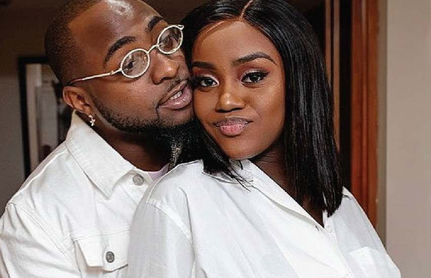 Domestic violence is no joke, says Davido's fiancé Chioma Avril Rowland