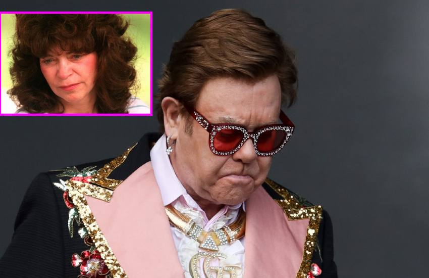 Elton John's ex wife praised for launching court injunction against the singer