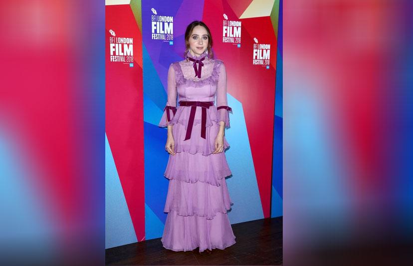 Zoe Kazan, London Film Festival 2018