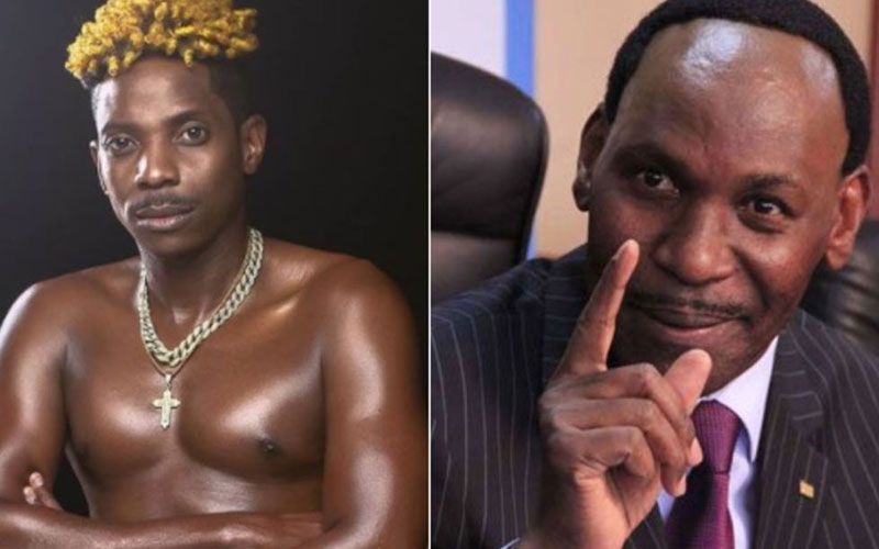 Eric Omondi offers to pay Dr Ezekiel Mutua 750,000